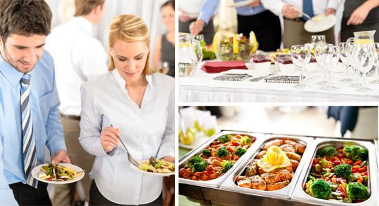 masa de pranz birou la locul de munca exclusiv catering cluj